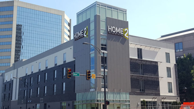 Home 2 Suites – Greenville, SC
